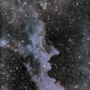 NGC 1909 Witch head Nebula,                                Aaron