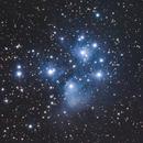 Pleiades (take two),                                Johannes Grimm