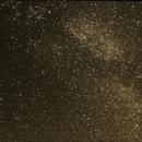 Constellation du cygne et alentour,                                ClaireAstro