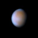 Venus 2020 - size and phase evoultion summary (animation),                                Łukasz Sujka