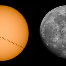 ISS transits,                                OlympusMons-UMONS