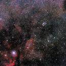 The Crescent Nebula ,                                ROMF