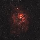 M8 Lagoon nebula,                                Marios Tsalkidis