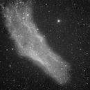 NGC 1499  the California Nebula,                                RonAdams