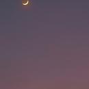 Moon, Venus and Mars, 2015-02-21,                                Fritz