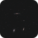 M65 M66 NGC3628 ( Leo-Triplet) inclusiv Comet 67P / Churyumov-Gerasimenko,                                Michael Schulze