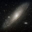 M31 Andromeda,                                Jan Buytaert