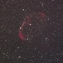 NGC 6888,                                Johann Schiffmann