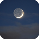 Moon and Clouds,                                Vital