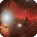 Horsehead Nebula,                                Tele
