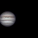 Jupiter and Io 2018-04-23,                                Sergio G. S.