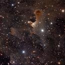 Ghost Nebula Sh2-136,                                Andrew Barton