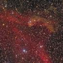 Nebulae in Lacerta,                                sergio.diaz