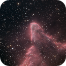 IC63 - (HaR)RGB - Liverpool Telescope,                                Julien Lana