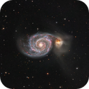 The Whirlpool Galaxy (Messier 51),                                Luca Marinelli