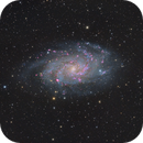 M33,                                Piero Venturi