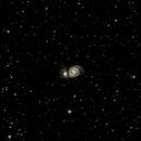 The Whirlpool Galaxy,                                George C. Lutch