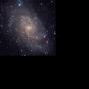 M33 - Deep Sky West Remote Observatory,                                Deep Sky West (Ll...