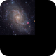 M33 - Deep Sky West Remote Observatory,                                Deep Sky West (Ll...