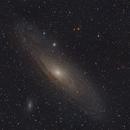 Messier 31 - Andromeda Galaxy,                                Diego Cartes