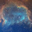 IC1848 Soul Nebula SHO,                                basskep