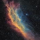 NGC1499,                                ZlochTeamAstro