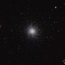 M13 - Gran Cúmulo de Hércules,                                Astrofotógrafos