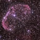 Cresent Nebula HaLRGB,                                John