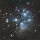 M 45 Pleiades,                                star-watcher.ch