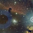 horsehead nebula,                                ag1964gkk