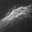 California Nebula - testing ASI6200MM Pro,                                equinoxx
