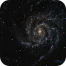 The Pinwheel Galaxy,                                Don Curry