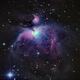 Orion Nebular - M42,                                Julian Petrasch