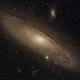 M31 - Andromedagalaxie,                                Stefan Benz