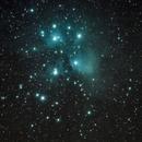 M45 - The Pleadies,                                Richard Bratt