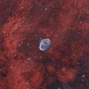 NGC 6888 - Crescent Nebula,                                Tiago Narciso