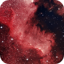 Cygnus Wall / North America Nebula,                                Paul Hutchinson