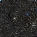 NGC 654 , VdB 6, LDN 1343/1344, NGC 663,                                Roberto Marinoni