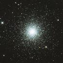 M 3 Globular Cluster in Constellation Canes Venatici,                                Bernhard Noichl
