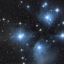 Messier 45; The Pleiades,                                Fenton