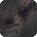 Milkyway Deneb NGC7000 Widefield,                                Mario Gromke