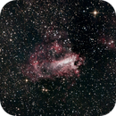 M17 The Omega Nebula,                                HaydenAstro(NZ)