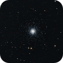 Globular Cluster M53 in Coma Berenices,                                astropical
