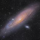 Messier 31 - Andromeda Galaxy,                                ruediger
