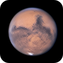 Mars' Closest Approach for 15 Years,                                Damien Cannane