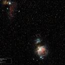 Orion & Horsehead Nebula,                                Alan_Beech
