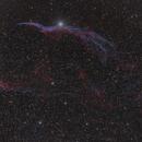 NGC 6960 - The Western Veil Nebula,                                Thomas Westphal