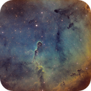 IC 1396,                                James Baillies