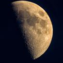 Halber Mond in Composit,                                Silkanni Forrer