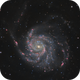 M 101 and Surrounding Galaxies,                                Moreflying1